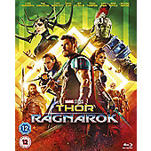 Thor Ragnarok BD Retail