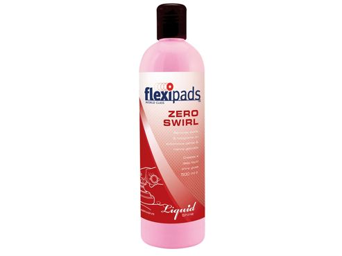 Flexipads ZERO SWIRL Liquid Shine Red 500ml
