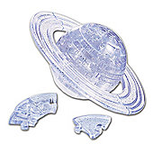 Saturn Crystal 3D Puzzle