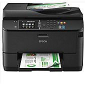 Epson Workforce Pro WF-4630DWF, Wirelsss All-in-One Inkjet Colour Printer, A4 - Black (Eligible for up to £30 cashback with Epson)