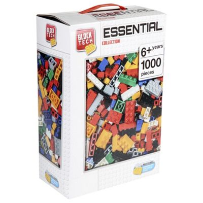 Buy Block Tech 1000 Piece Box Of Bricks from our Toys for 9-12 ...