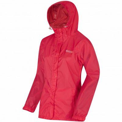 Regatta Pack It Jacket II Womens Coral Blush 16
