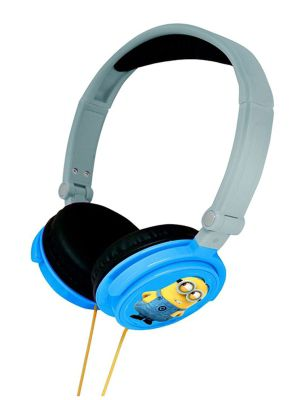 Despicable Me Minions Stereo Headphones
