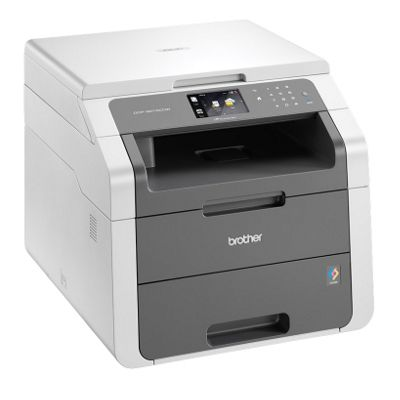 Brother DCP-9015CDW Colour Multifunction Printer with Duplex and Wi-Fi
