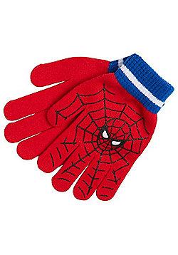 Marvel Ultimate Spider-Man Gloves - Red