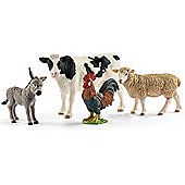 Schleich Starter Set Farm World