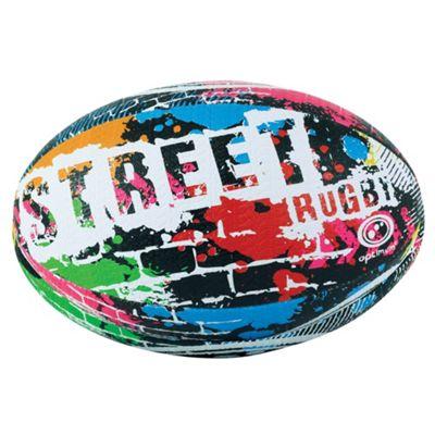 Optimum Street Rugby League Union Ball - Multicolour - 5
