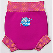 Splash About Happy Nappy XX Large (Pink Mango Dot)