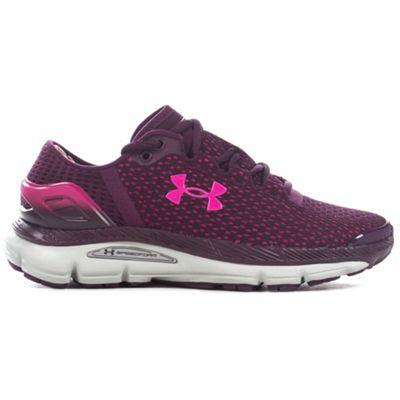 Under Armour Speedform Intake 2 Womens Running Trainer Purple - UK 7