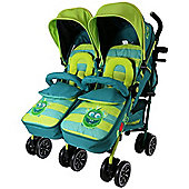iSafe Twin OPTIMUM Stroller (Lil Friend)