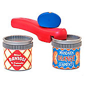 Melissa and Doug Let's Play House! Can Opener and Cans Set