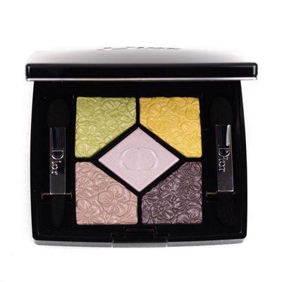 Dior 5 Couleurs Glowing Gardens Eyeshadow Palette 451 Rose Garden Multi