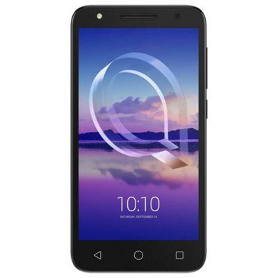 Tesco Mobile Alcatel U5 HD - Black handset Black Moveband