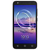 Tesco Mobile Alcatel U5 HD - Black handset Black Moveband