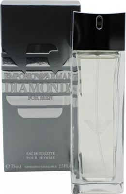 Armani Diamonds M Eau De Toilette 75Ml Spray For Men By Giorgio Armani