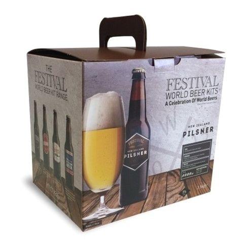 Festival 40 Pint Beer Kit - New Zealand Pilsner