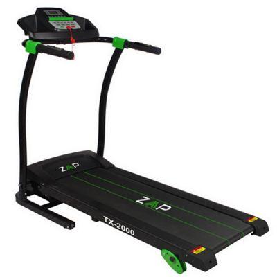 Zaap Tx-2000 1100W Pro Folding Motorised Electric Treadmill Running Machine