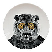 Wild Dining Dinner Plate, Lion