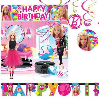 Barbie Room Decorating Kit