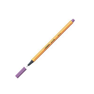Stabilo Point 88 Fineliner Pen Light Lilac 59