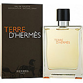 Hermes Terre D'Hermes Eau de Toilette (EDT) 200ml Spray For Men