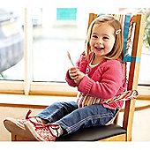 Grobag Chair Harness (Jazz Stripe)
