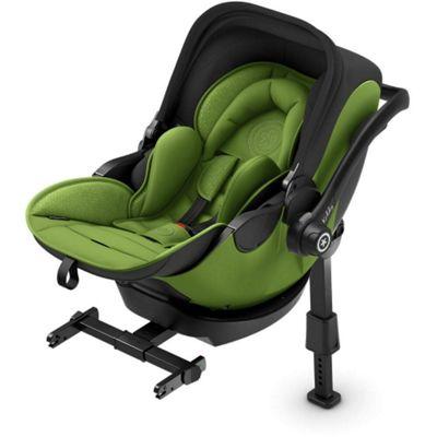 Kiddy Evo Luna i-Size 2 Car Seat & Base (Cactus Green)