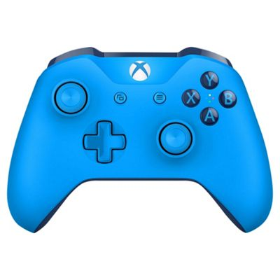 Xbox One Official Wireless controller - Blue
