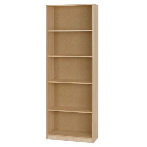 Alto Furniture Elemental Woodgrain Large Bookcase