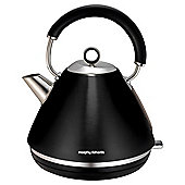 Morphy Richards Pyramid Kettle, 1.5L - Black