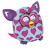 Furby Boom Interactive Soft Toy - Pink Hearts