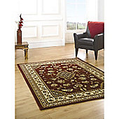Sincerity Sherborne Red 200x290 cm Rug