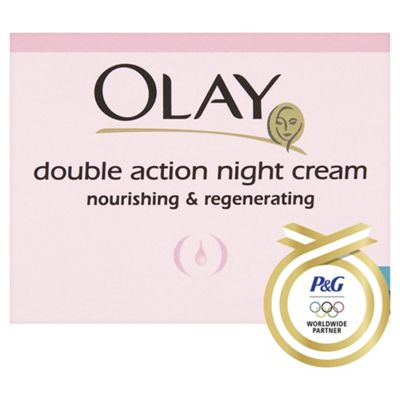 Olay Hypo Double Action Night Cream 50Ml