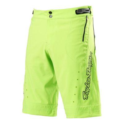 TroyLee Ruckus Short Lime Green 38