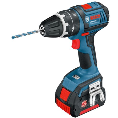 BOSCH 18v Combi drill - 13mm keyless chuck