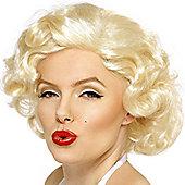 Smiffy's - 50's Marilyn Monroe Wig - Blonde