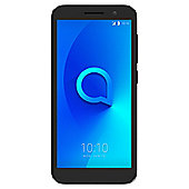 Alcatel 1 Black - SIM Free