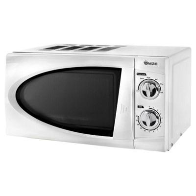 Swan Solo Microwave SM3090 20L, White
