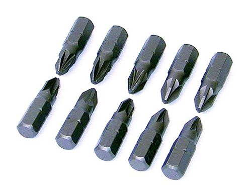 Rolson 10 Pieces Bit Set