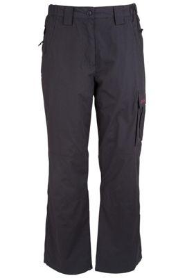 Mountain Warehouse Trek Womens Long Length Trousers ( Size: 6 )