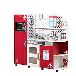 Plum Cookie Interactive Wooden Kitchen