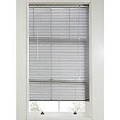 Hamilton McBride Aluminium Venetian Blind Silver - 90x160cm