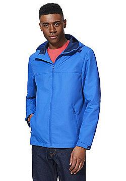 F&F Ripstop Shower Resistant Jacket - Blue