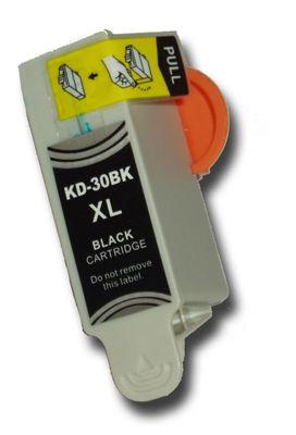 Black Kodak 30B XL Compatible Ink Cartridge for ESP and Hero Printer Models