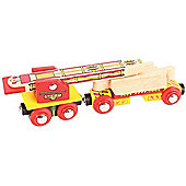 Bigjigs Rail Track Laying Wagon