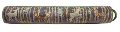 Ulster Weavers Into the Woods Forest Creatures Draught Excluder