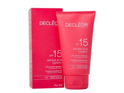 Decleor Aroma Sun Expert Protective Hydrating Milk 150ml SPF 15