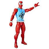 Marvel Spider-Man Titan Hero Series Web Warriors - Scarlet Spider