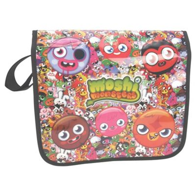 Moshi Monsters Kids' Messenger Bag