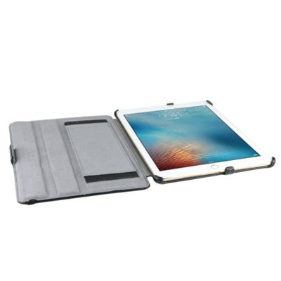 Black Leather Multi Stand Case For The Apple iPad Pro 9.7